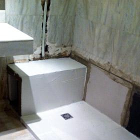 rénovation salle de bain étanchéité