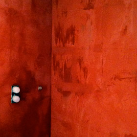 rénovation salle de bain enduit mural façon tadelakt