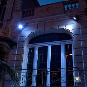eclairage special des façades