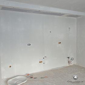 préparations des murs avant peinture